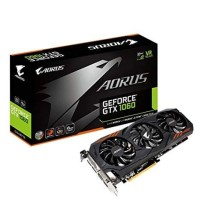 Gigabyte Geforce GTX 1060 AORUS 6 GB 192 Bit DDR5 (GV-N1060AORUS-6GD)