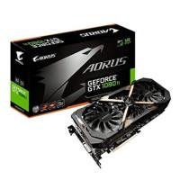 Gigabyte Geforce GTX 1080 Ti AORUS 11 GB 352 Bit DDR5 (GV-N108TAORUS-1