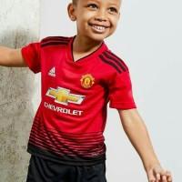 Jersey Baju Kaos Kostum Bola Anak Manchester United Mu FLASH SALE