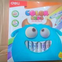 Crayon Color Kids 24 C10420 DELI ⠀⠀⠀⠀⠀⠀⠀⠀⠀⠀⠀