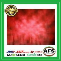 Background foto abstrak merah 2,7 x 3 m foto studio