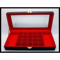 kotak cincin eklusif ,batu akik bacan,pancawarna,permata blue safir