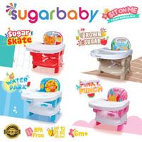 Sugar Baby Sit On Me Folded Booster Seat Tempat Duduk Anak Bayi