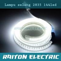 Lampu led strip selang SMD 2835 Putih