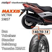 Maxxis VICTRA 140/70-14 Ban Standar Yamaha Xmax Belakang Tubeless