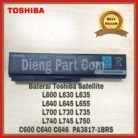 Baterai Laptop Original Toshiba C600 C600D C640 C640D C645 C645D C650