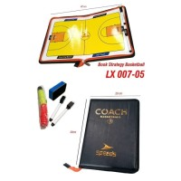 Book Strategi Coach Board Buku Papan Pelatih Bola Basket Ball 07-5
