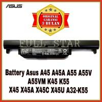 Baterai Original Laptop Asus X45C X45U X45A X45 A45A A55 A55V A32-K55