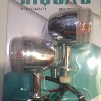lampu sen belakang scoopy karbu high quality