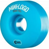 Mini Logo Wheels C CUT 101A Blue