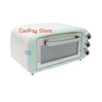 Ariete Oven Toaster Vintage 18 Ltr - Hijau