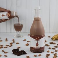 Almendra Raw Almond Milk Susu Almond - Choco Banana 1 PALING MURAH