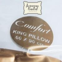 Bantal King Koil Nano Fiber Extra Big Size / Kingkoil Nanofiber Pillow