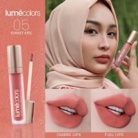 Sunset Kiss - Lip & Cheek Mousse Matte Lumecolors Sunset Kiss