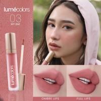 My Bae - Lip & Cheek Mousse Matte Lumecolors My Bae