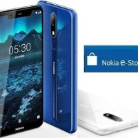 Nokia 5.1 Plus Smartphone - Gloss Black 3/32GB