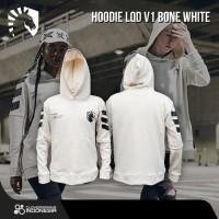 Hoodie LQD V1 Bone White - Team Liquid Gaming Apparel Esports