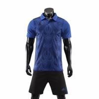 Baju Bola Stelan Jersey Futsal Sepak Bola Adidas model timnas Japan