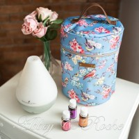 Oil Diffuser Bag Waterproof fit in 12 oil bottles by Abbey.Roche