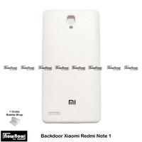Backdoor Tutup Belakang Baterai Back Cover Casing Xiaomi Redmi Note 1