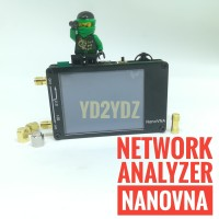 mini vna nanovna network analyzer hf vhf uhf nano antenna swr antena