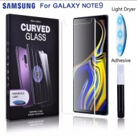 Tempered Glass Samsung Galaxy Note 9 Anti Gores Kaca Note9