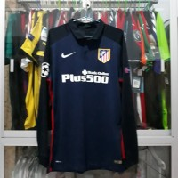Jersey Original Atletico Madrid Away 2015/16 LS Player Issue Griezmann
