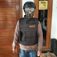 Rompi anti peluru asli level 4a kevlar aramid sheet soft armor
