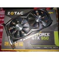 Zotac Geforce GTX 950 amp 2GB