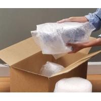 Packing Kardus & Bubble Wrap