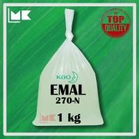 EMAL 270N merk:KAO - SLES - Bahan Sabun 1 kg