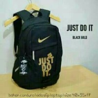 Backpack Nike Just Do It Tas Ransel Nike Tas Sekolah Ransel Nike