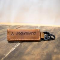 dompet STNK mobil motor kulit custom grafir nama