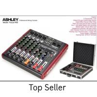 MIXER AUDIO ASHLEY FOCUS 400 / FOCUS400 4 CHANNEL USB-MP3-RECORDING