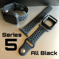 Apple Watch Strap Series 5 / 4 NIKE 40mm 44mm BUMPER CASE STRAP BAND