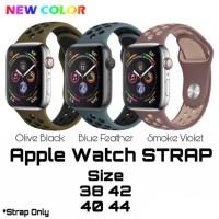 Apple Watch Series 4 5 6 SE 38mm 42mm 40mm 44mm Nike Strap PREMIUM