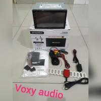 HEAD UNIT SANSUI SA-5202i AUTOLINK FULL HD + KAMERA LED + ANTENA KUPU