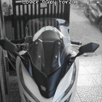 Terbatas Windshield Visor Honda Pcx Lokal Cover Baby Forza Incloud
