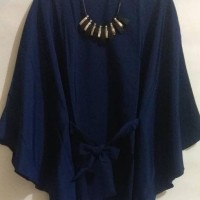 ATASAN BLOUSE BATWING KELELAWAR ALL SIZE - BIG SIZECLOVER BY LOXE.CO