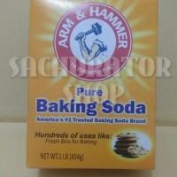 Hot Produk Arm And N & Hammer Tepung Pure Baking Backing Soda Bubuk