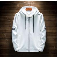 Jaket Hodie Sweater Now Fleece Pria Kaos Baju Lengan Panjang Murah