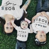 Grosir BABY SHARK Kaos Couple Keluarga / Baju Couple Keluarga /