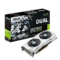 VGA CARD ASUS GTX 1070 8GB DDR5 256BIT DUAL OC