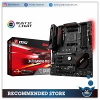 MOTHERBOARD AMD MSI X470 GAMING PRO - AM4 DDR4 ATX