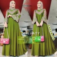 Baju Gamis Wanita Millaty Maxy Turkey Arabia Maxy Muslimah