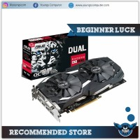 VGA Card Asus Radeon RX 580 DUAL OC 8GB DDR5 Garansi Resmi