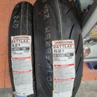 ban battlax S21 120/70 -200/55 R17 new