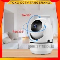 CCTV IP CAMERA WI-FI 1080P 2MP AUTO TRACKING - CAMERA YCC365 WIRELESS
