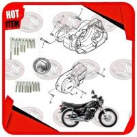 Baut L Stainless Yamaha RX King RXK RXS RXZ RXKing Magnet + Kopling