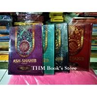 Al-Qur'an Terjemah Rasm Utsmani ASH-SHAHIB Besar A4